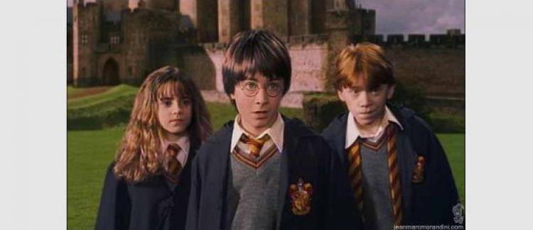 Harry Potter En Tete Du Classement Des Livres Preferes Des