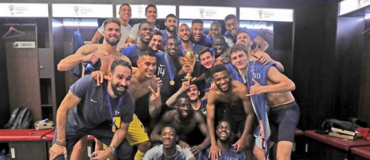 Audience finale coupe du monde 17h sur tf1 le match france croatie r alise la 9e meilleure - Audience finale coupe du monde ...