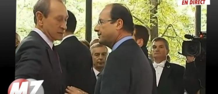 Morandini Zap Bertrand Delanoë demande en mariage François Hollande  ou  presque!
