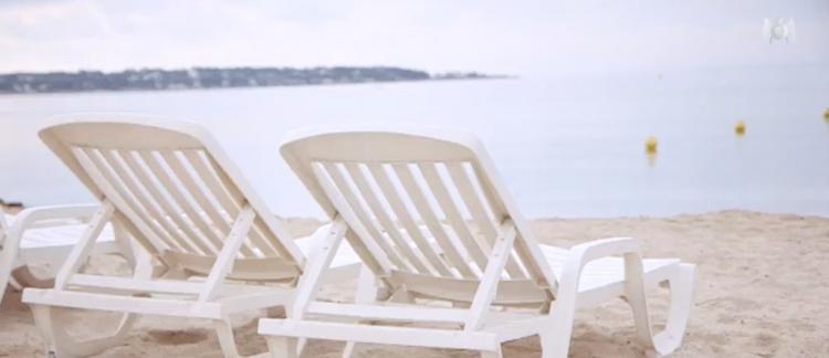 morandini zap une plage priv e combien a co te et. Black Bedroom Furniture Sets. Home Design Ideas