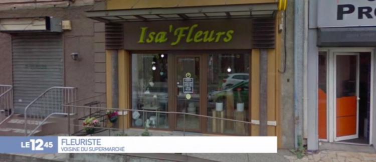 Prise d 39 otages dans un supermarch de l 39 aude une for Fleuriste proche