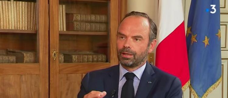Edouard Philippe Annonce Une Serie De Mesures Heures