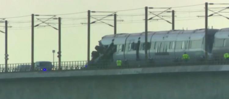 Six Personnes Ont Ete Tuees Dans L Accident De Train Survenu Ce