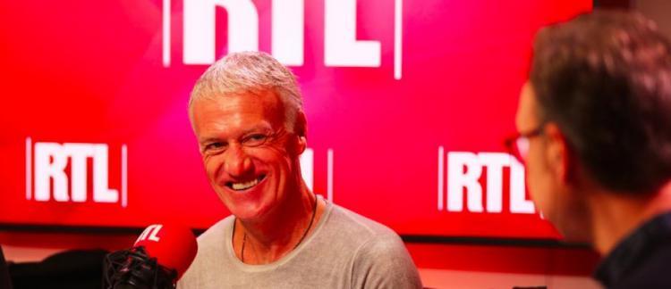 Sur RTL, Didier Deschamps lance un défi surprenant à Stéphane Bern   assister à France-Islande torse nu ! Découvrez la réponse de l animateur -  VIDEO ce167b7cb1fa