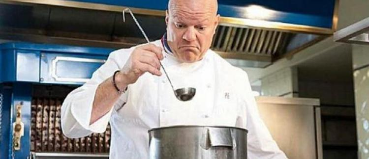 Philippe etchebest confirme l 39 utilisation de faux clients - Cauchemar en cuisine philippe etchebest complet ...