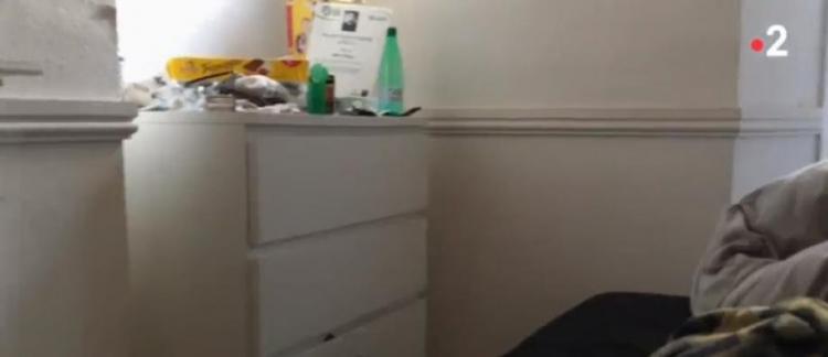 morandini zap une chambre de 5m lou e un prix exorbitant londres une journaliste de. Black Bedroom Furniture Sets. Home Design Ideas