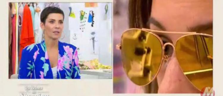 a083585d5c Morandini Zap: Comment bien choisir ses lunettes de soleil pour l'été ?  Voici les conseils de Cristina Cordula !