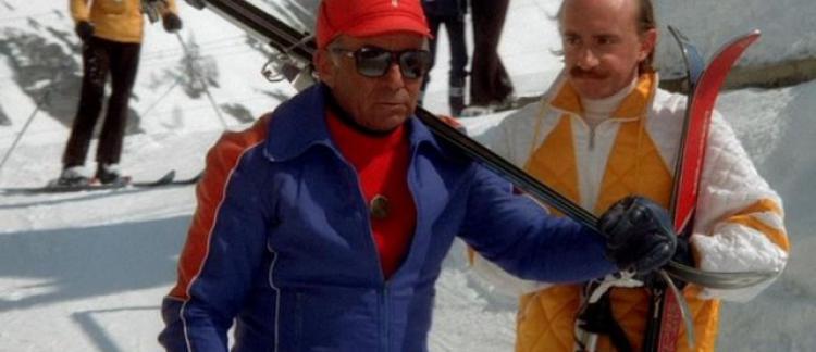 Le Moniteur De Ski De Michel Blanc Dans Le Film Les Bronzés