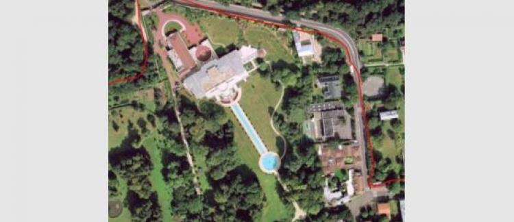 marnes la coquette johnny hallyday met sa maison en vente - Comment Voir Sa Maison Sur Google