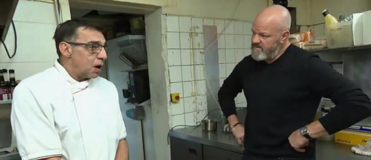 Exclu avant premiere cauchemar en cuisine m6 le patron d 39 un restaurant italien met en - Audience cauchemar en cuisine ...