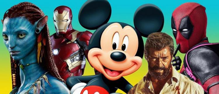 Les Studios Walt Disney Ont Recolte 7 325 Milliards De Dollars En