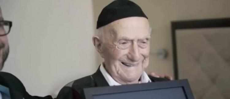 Yisrael Kristal L Homme Le Plus Age Du Monde Est Decede A L Age De