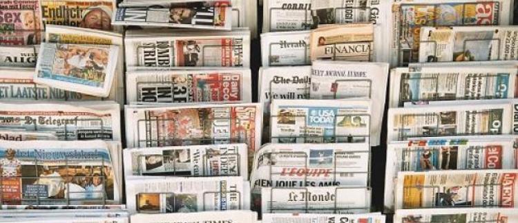 la baisse des ventes des journaux r gionaux s 39 est poursuivie en 2015. Black Bedroom Furniture Sets. Home Design Ideas