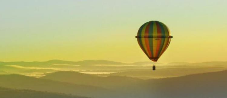 montgolfiere ecrasee