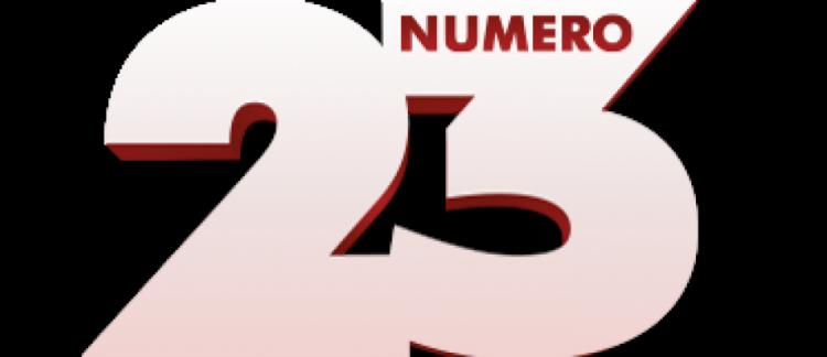 numero 23 programme