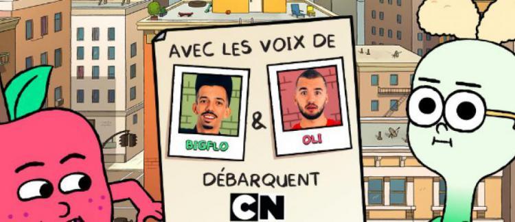La Chaine Cartoon Network Lance Le 20 Octobre Prochain Pomme Et