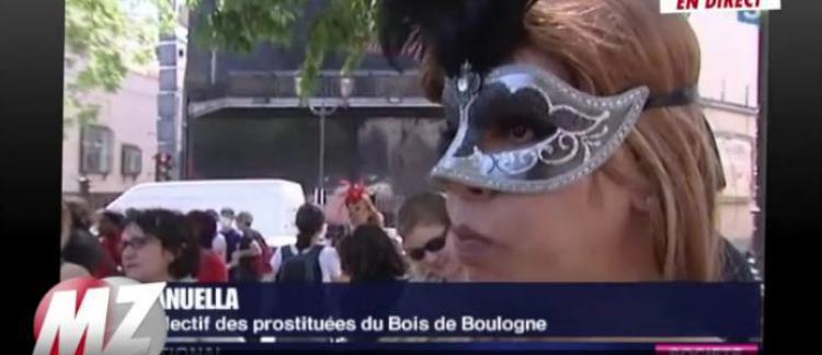 les prostituees a paris
