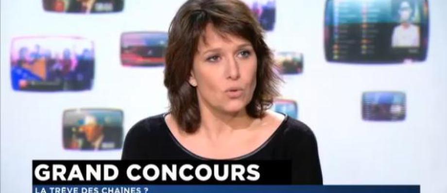 Après s'être battue sur un parking, l'animatrice de TF1 Carole Rousseau condamnée pour violences et outrage à agent