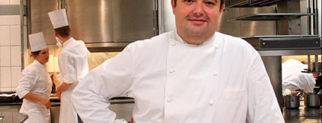 Le cuisinier jean fran ois pi ge top chef d sign chef for Cuisinier piege