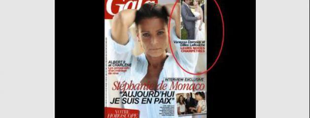 Vanessa Demouy Pose Seins Nus Pour La Lutte Contre Le Cancer