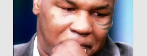 Regardez Mike Tyson en russe