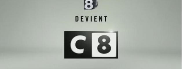 ev nement a 6h41 ce matin la cha ne d8 est devenue c8 pour marquer son appartenance au groupe. Black Bedroom Furniture Sets. Home Design Ideas