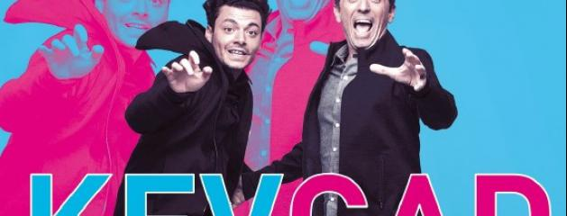 m6 retransmettra en direct le spectacle de kev adams et gad elmaleh le jeudi 24 novembre 21h. Black Bedroom Furniture Sets. Home Design Ideas