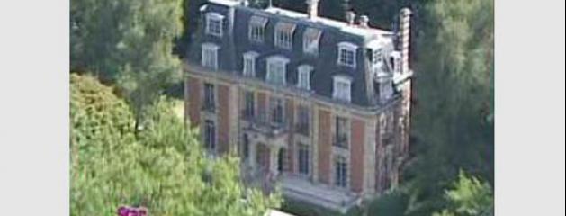L 39 ex ch teau de la star ac dans un piteux tat - Chateau de la star academy ...