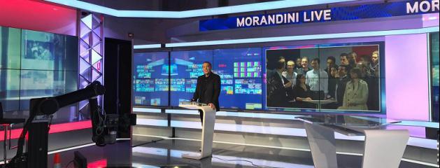 L 39 mission m dia morandini live est suspendue pour des - Grille indiciaire technicien principal ...