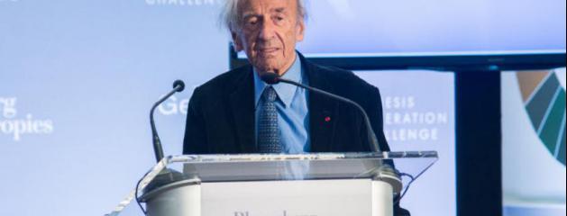 elie wiesel prix nobel de la paix et survivant de l 39 holocauste est mort 87 ans. Black Bedroom Furniture Sets. Home Design Ideas