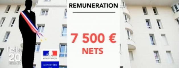 France 2 d nonce un haut fonctionnaire du minist re de l for Ministere exterieur france