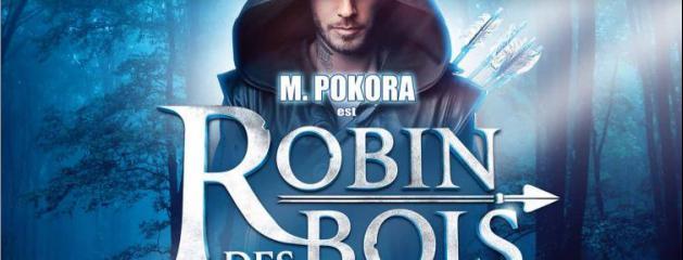 Lalbum du spectacle Robin des Bois, avec M Pokora  ~ Cd Robin Des Bois