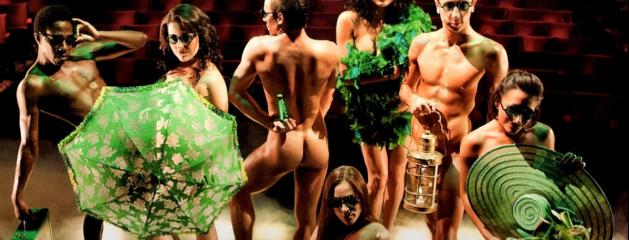 Lutter contre les lesbiennes nues en public