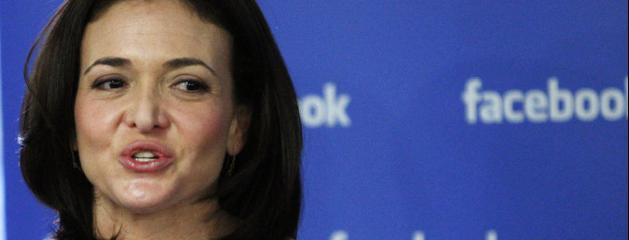 La patronne de Facebook publie un manuel de la féministe moderne