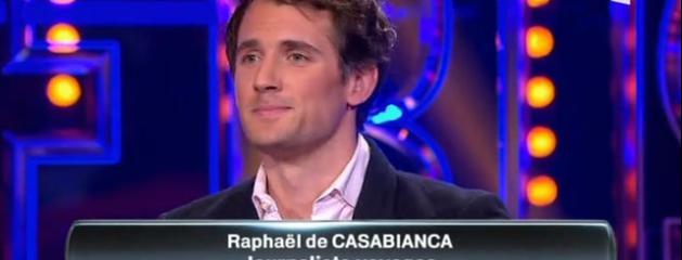 Le journaliste rapha l de casabianca va devenir un des - Raphael de casabianca en couple ...