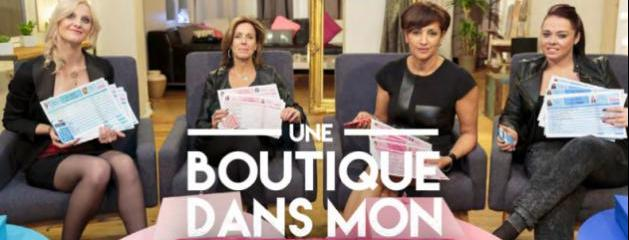 M6 jean marc morandini - Une boutique dans mon salon marque ...