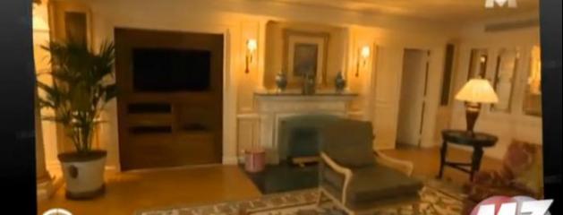 morandini zap la suite pr sidentielle de l 39 h tel 5. Black Bedroom Furniture Sets. Home Design Ideas